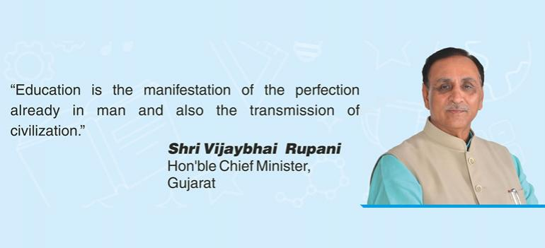 Hon'ble Chief Minister, Gujarat
