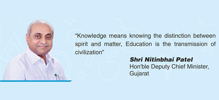 Hon'bleDeputy Chief Minister, Gujarat